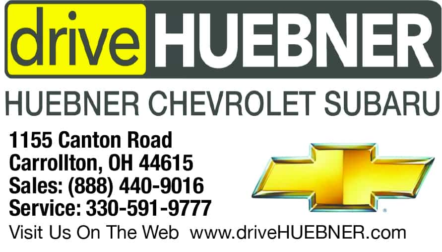 Huebner Chevrolet Ad