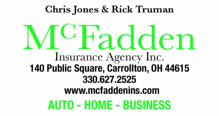 McFaddens Insurance Agency Ad